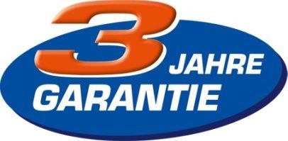 3 Jahre Garantie Logo brother