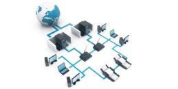 Einfache Netzwerk Dokumentation eines kleinen Netzwerkes