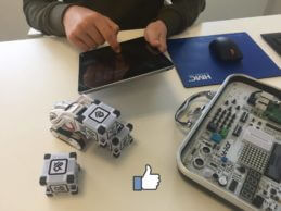 Joy PI zur Roboter Programmierung
