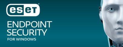 Eset Endpoint Logo Virenschutz