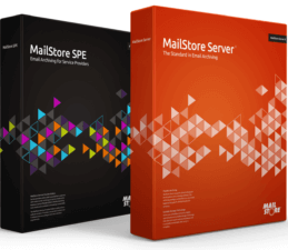 Mailstore SPE + Server Box