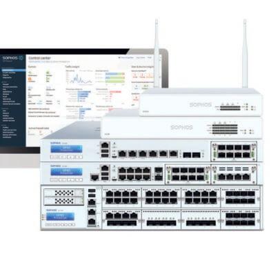 Firewall Appliances Sophos XG und Sophos Central
